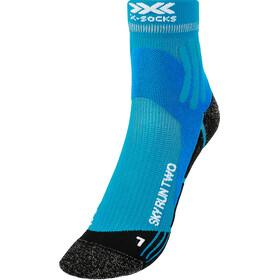 X-Socks Sky Run Two Strømper Herrer, blå